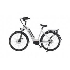 Damski rower elektryczny - miejski E-CITYBIKE CB275-1