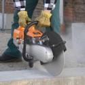 Przecinarka piła spalinowa do betonu kostki TS350GPRO