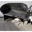 Szczotka do usuwania chwastów WKB-300