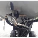 Rębak, rozdrabniacz do gałęzi RAMBO-HC15H
