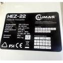 Łuparka HEZ-22 (23 TON)